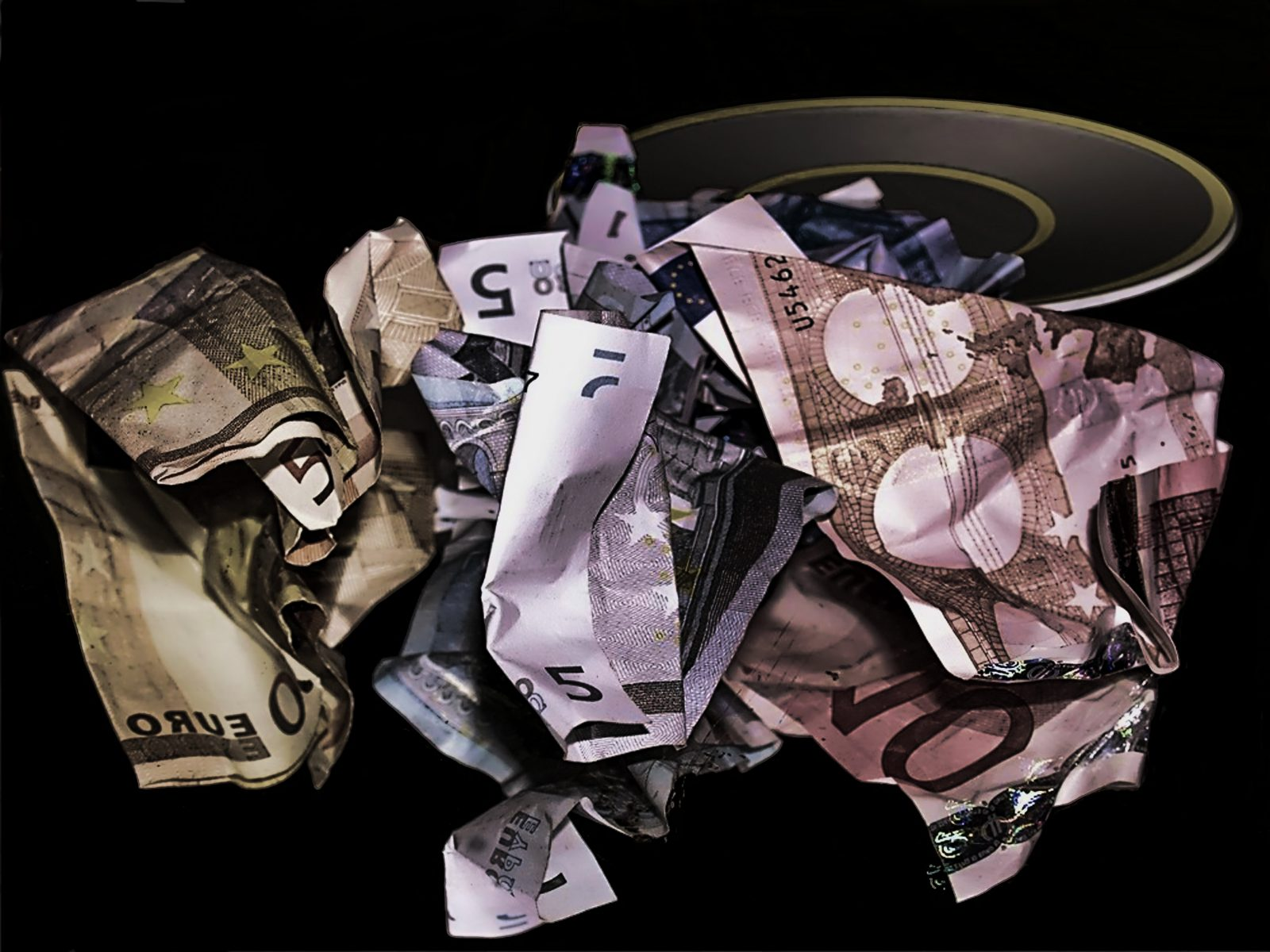 Les problèmes bancaires européens.