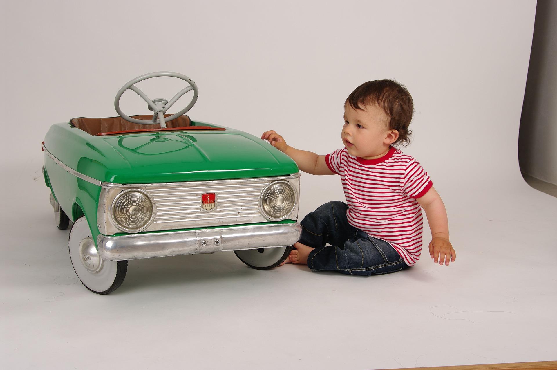 La voiture électrique pour enfant : explications
